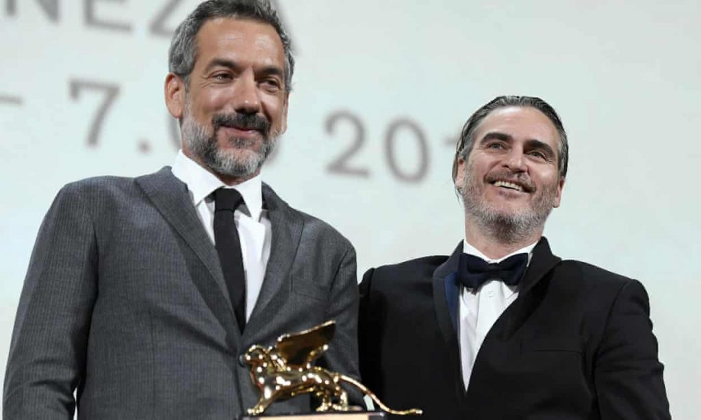 فیلم جوکر برنده شیر طلایی ونیز 2019