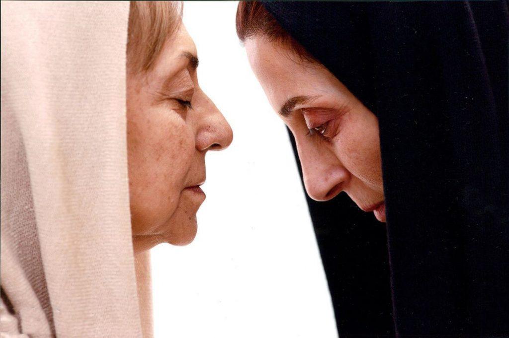 فاطمه معتمدآریا مریم شیرازی