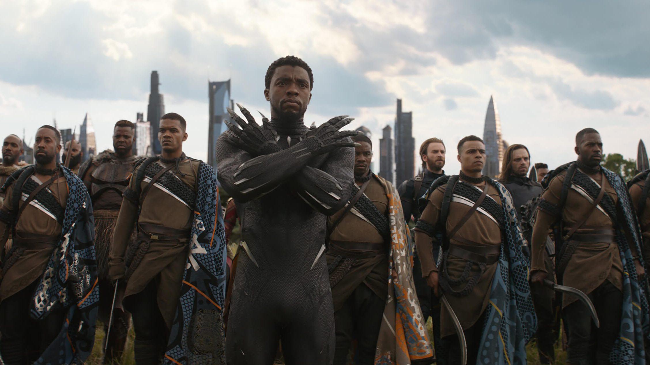 تاریخ اکران فیلم Black Panther 2 اعلام شد.