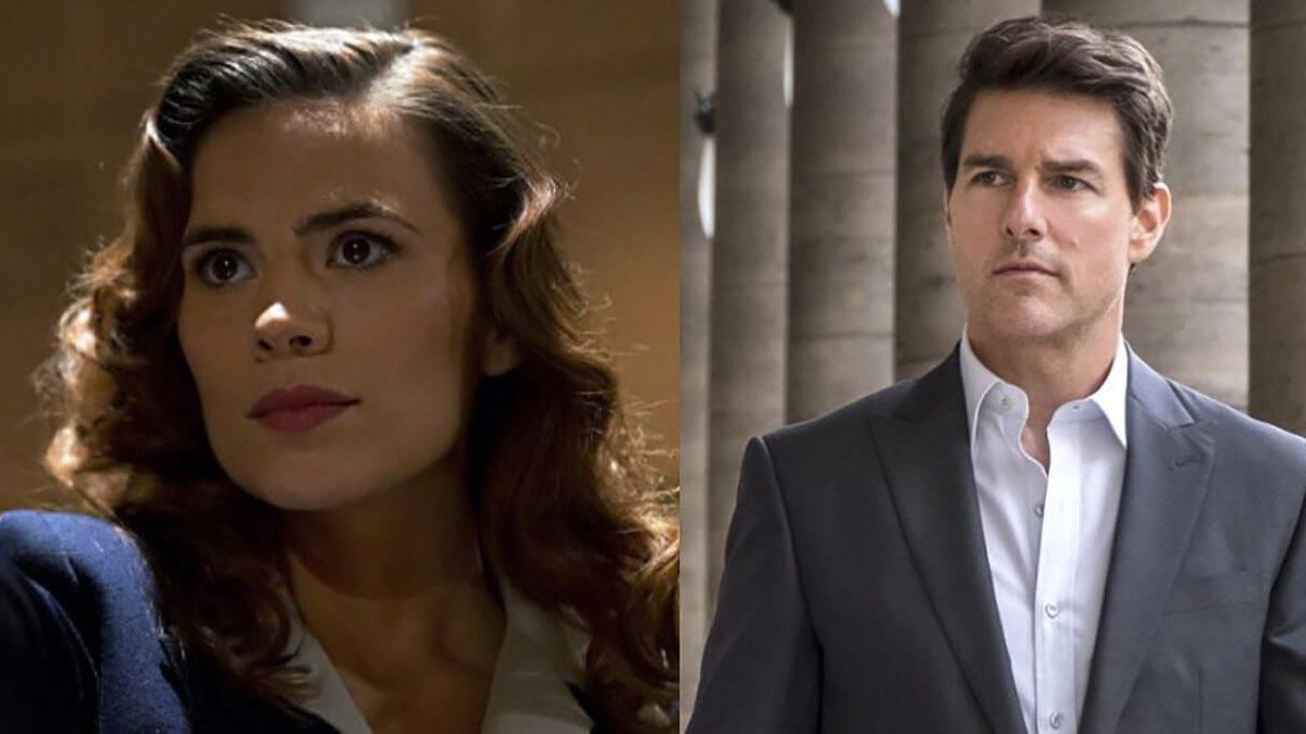 هایلی اتول در فیلم بعدی Mission: Impossible کنار تام کروز بازی میکند