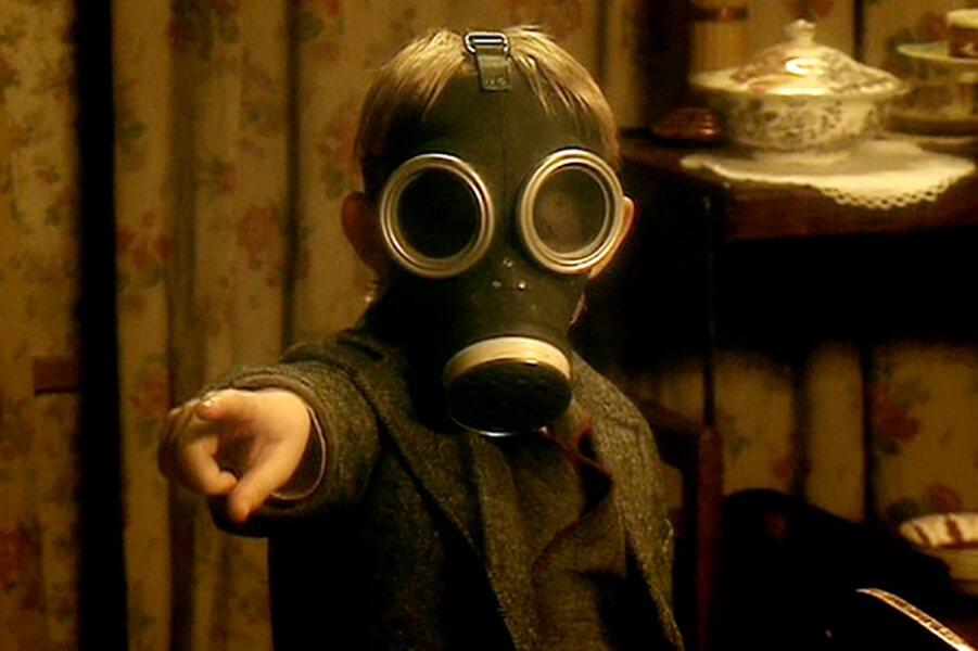 دکتر هو ترسناک
