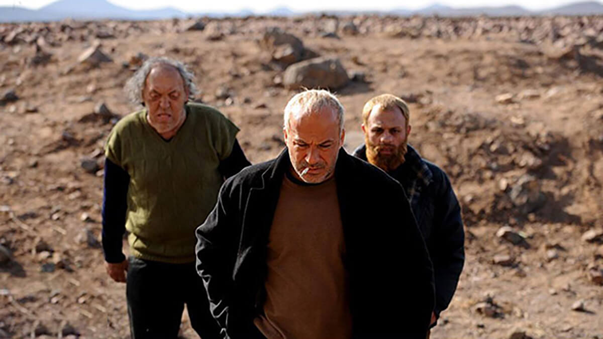 نقد فیلم روسی - هفت دست آفتابه لگن برای هیچ