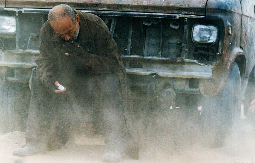 رقص در غبار اصغر فرهادی - فیلم اولی