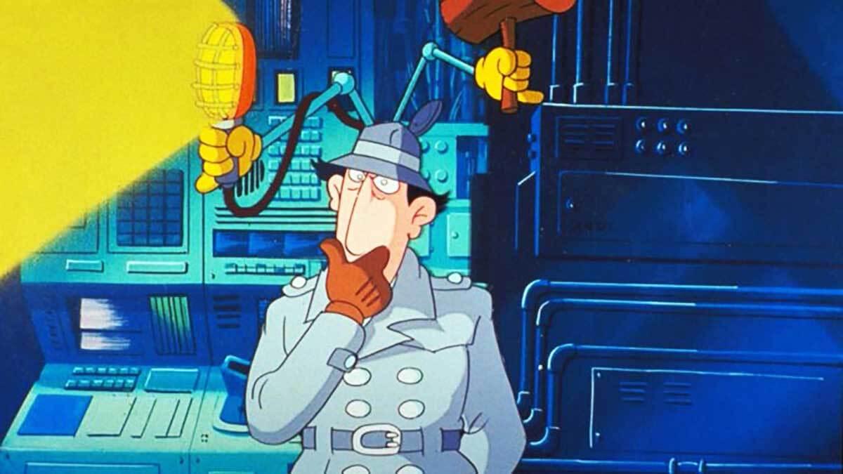 دیزنی در حال ساخت لایو اکشن کارآگاه گجت Inspector Gadget