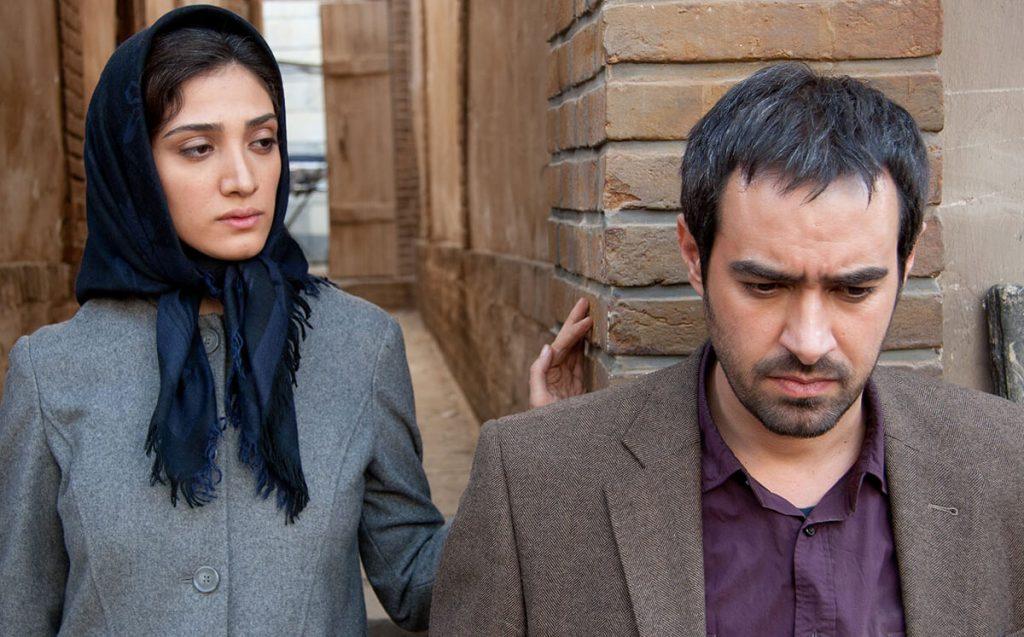 شهاب حسینی مینا ساداتی