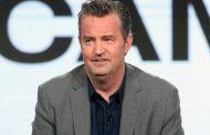 متیو پری فیلمبرداری سه فصل از Friends را به یاد نمیآورد