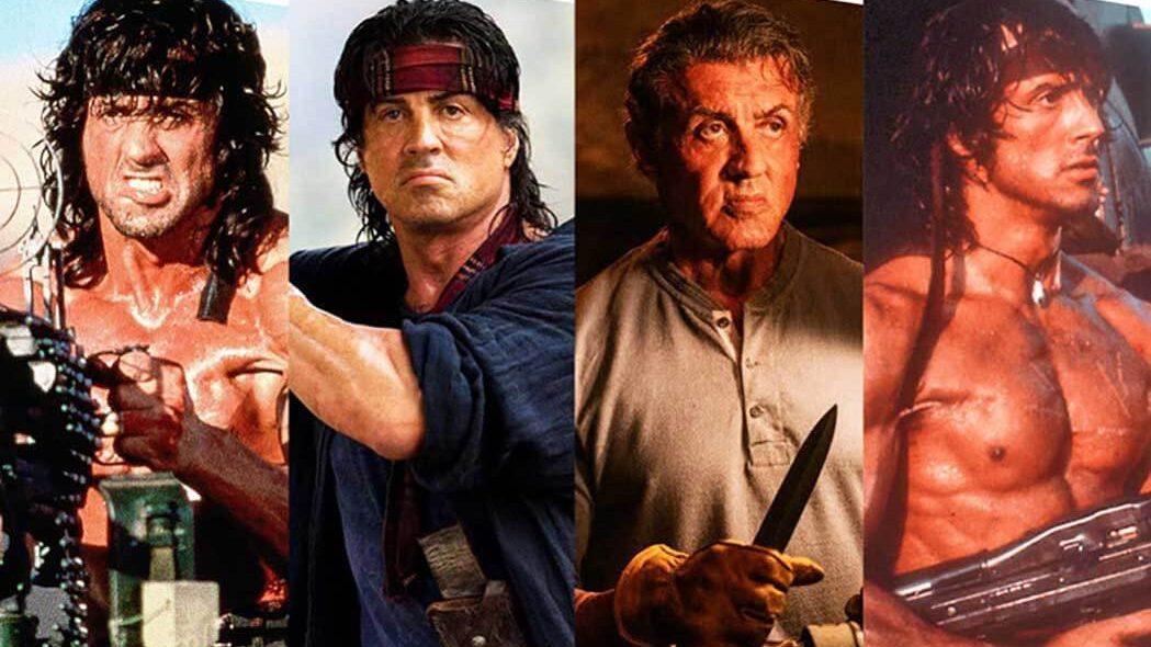 رتبه بندی تمام فیلم های رمبو Rambo از بدترین تا بهترین