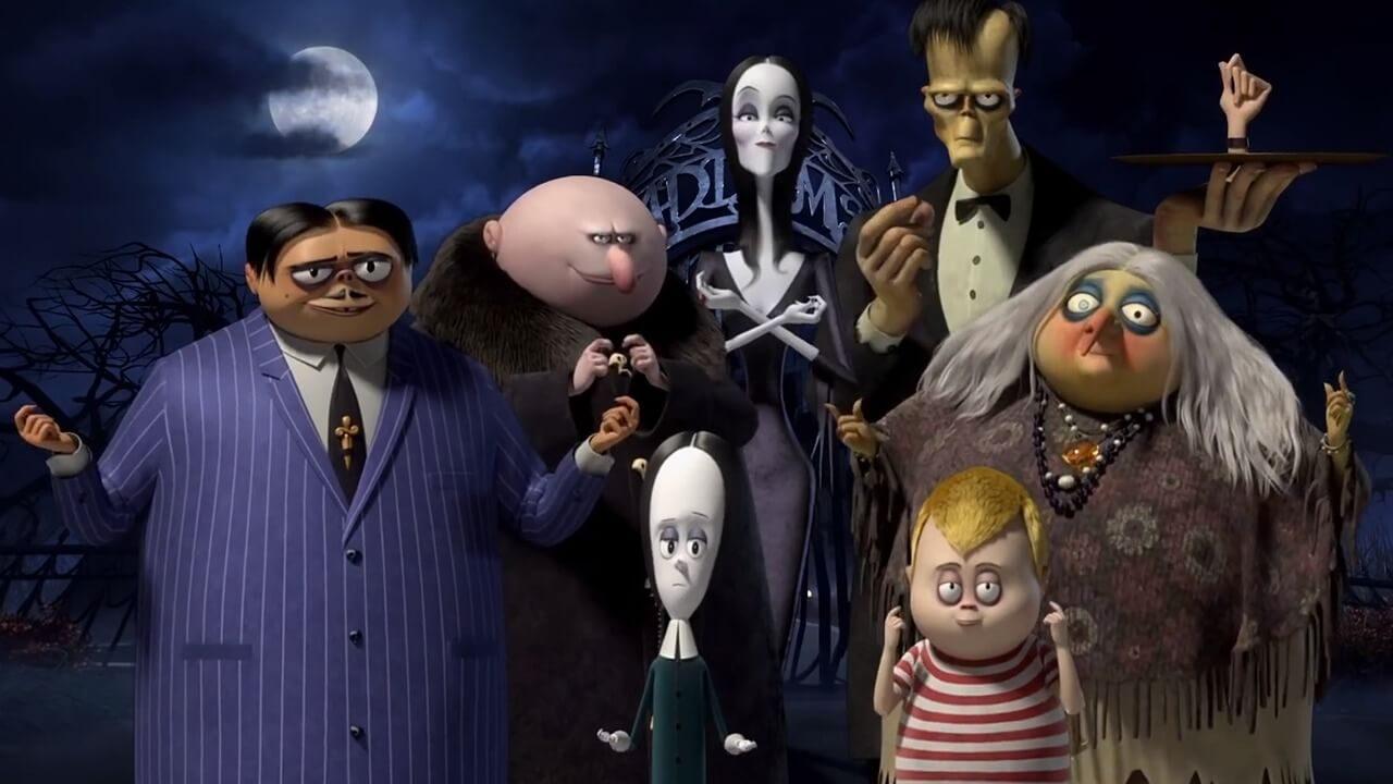 خانواده آدامز The Addams Family – شخصیتهای غیرعادی و ناخوشایند در این انیمیشن سرگرم کننده دوباره به زندگی بازگشتهاند