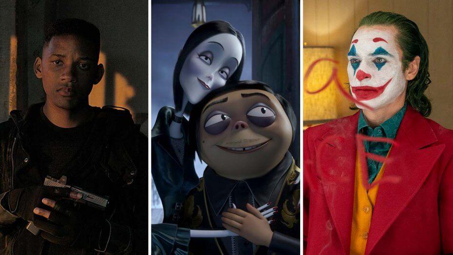 باکس آفیس آخر هفته – Joker به فروش دیوانه وارخود ادامه میدهد؛ Addams Family هم Gemini Man را دفن میکند