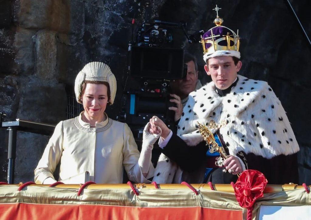 شاهزاده چارلز - تاج