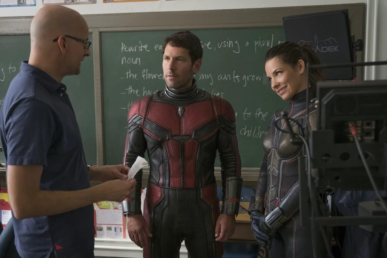 پیتون رید کارگردان قسمت سوم Ant-Man خواهد بود