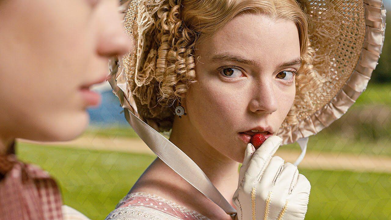 حضور آنیا تیلور-جوی  در Emma جدیدترین اقتباس آثار جین آستن