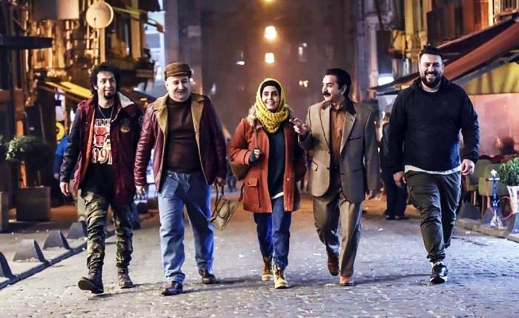فیلمی از مصطفی کیایی