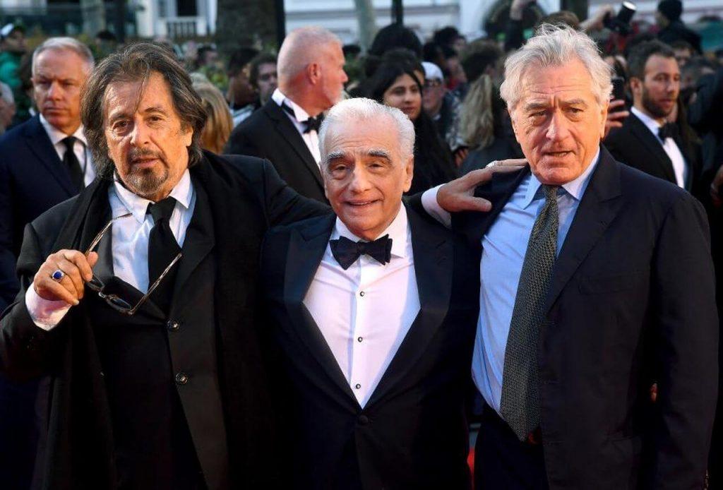 دنیرو اسکورسیزی و آل پاچینو