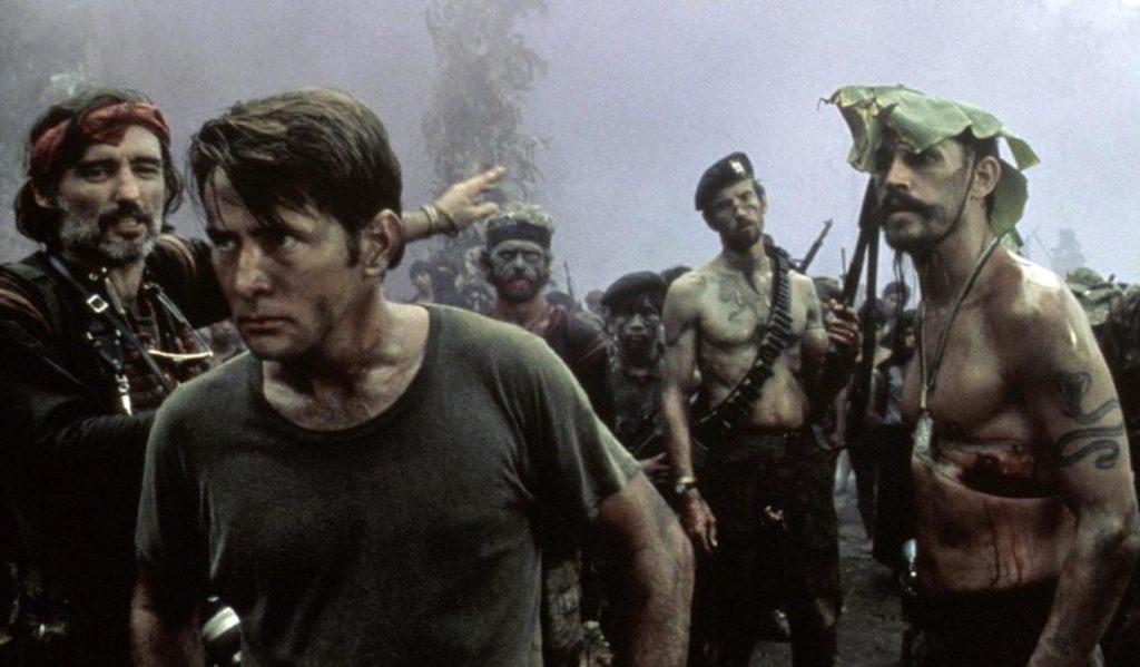 چارلی شین - کوپولا Apocalypse Now