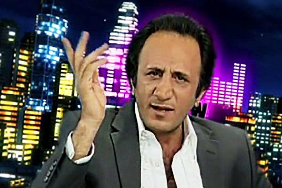 محمد حسینی مهاجرت