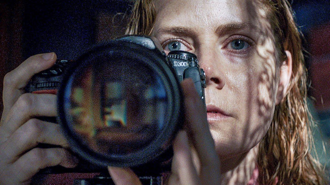 آنونس زنی پشت پنجره Woman in the Window ایمی آدامز کی به آرامش خواهد رسید؟