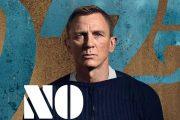 پوسترهای فیلم جدید جیمز باند ، زمانی برای مردن نیست No Time To Die