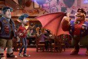 تام هالند و کریس پرت در انیمیشن جدید پیکسار، Onward