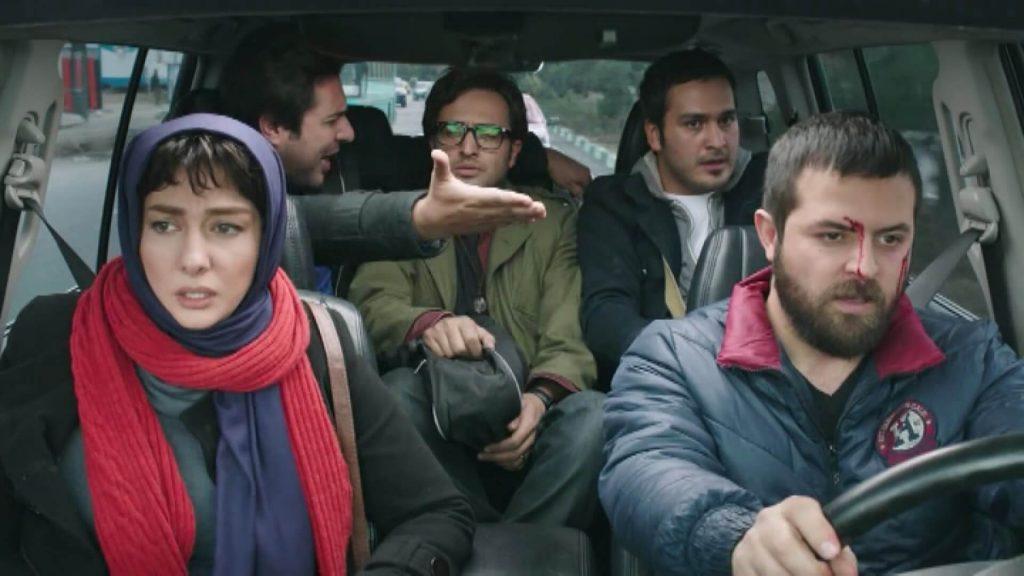خط ویژه - فیلم ایرانی