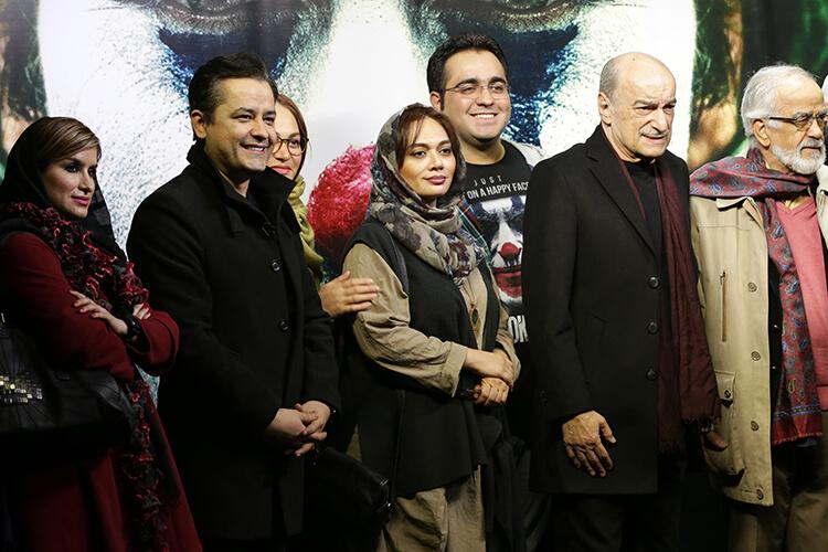 اکران جوکر با دوبله نماوا در سینما