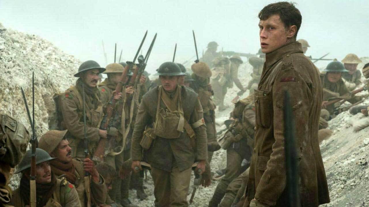 نقد و بررسی فیلم ۱۹۱۷ – ترسیم زیبای هرج و مرج و انسانیت در جنگ جهانی اول