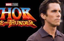 احتمال حضور کریستین بیل در فیلم جدید ثور Thor: Love and Thunder role