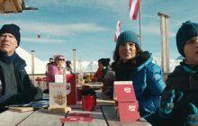 اولین آنونس Downhill با بازی ویل فرل و جولیا لوئی درایفوس را تماشا کنید