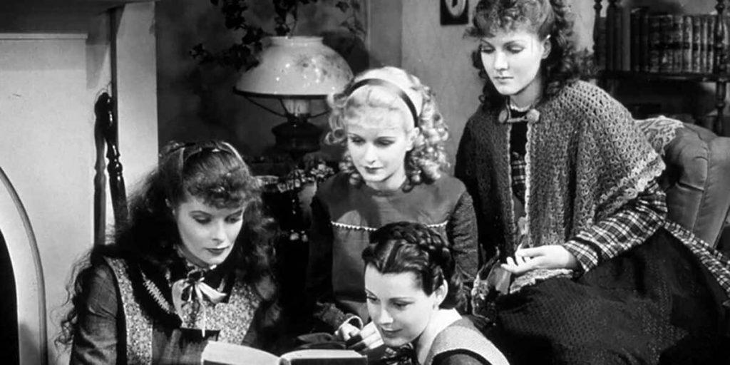 زنان کوچک ۱۹۳۳ اثر جرج کیوکر