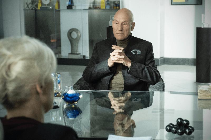 پیشتازان فضا: پیکارد -سریال های 2020