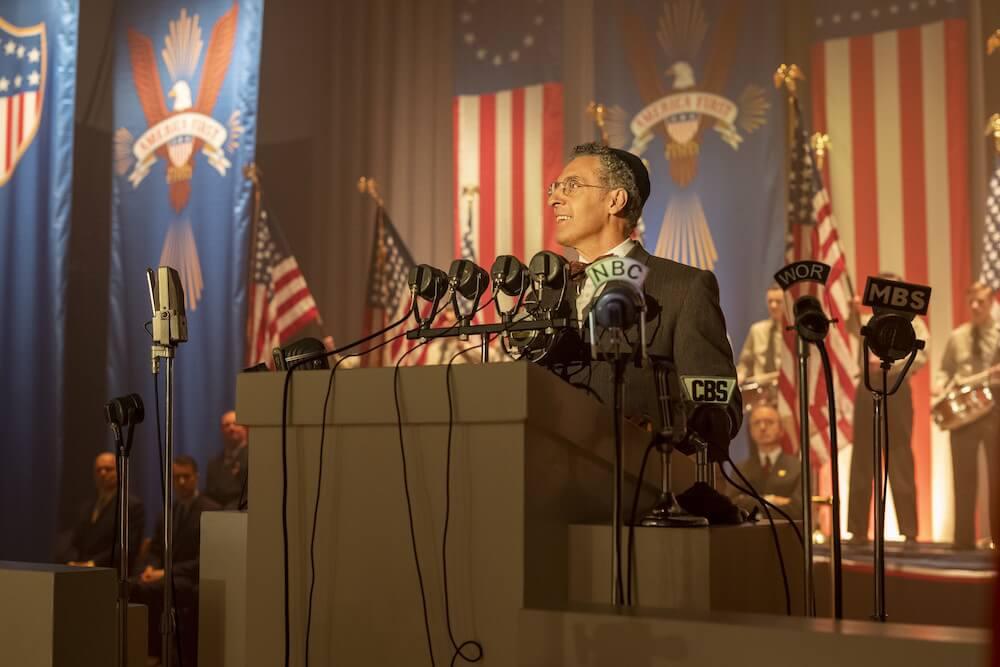 نقشه علیه آمریکا - سریال جدید اچ بی او