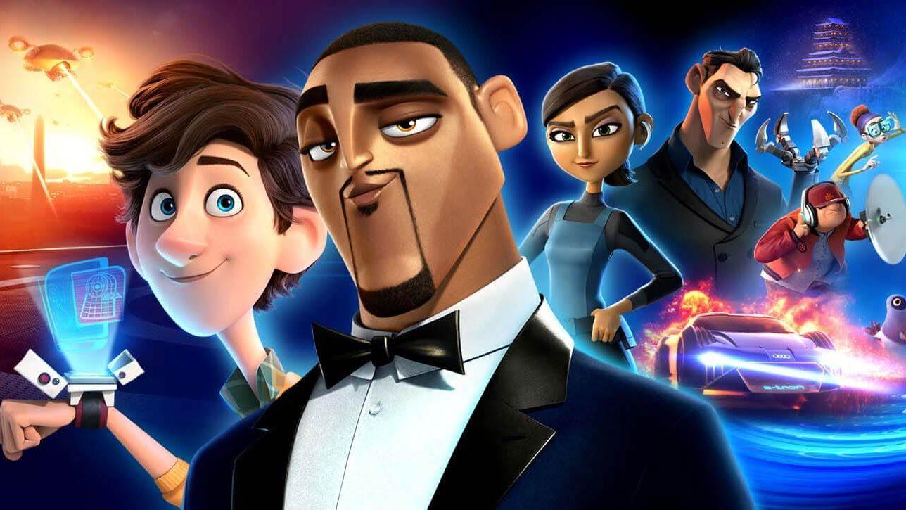 جاسوسان نامحسوس Spies in Disguise -انیمیشنی عجیب و جالب با صداگذاری ویل اسمیت و تام هالند