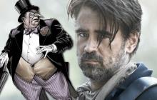 کالین فارل در فیلم جدید بتمن The Batman