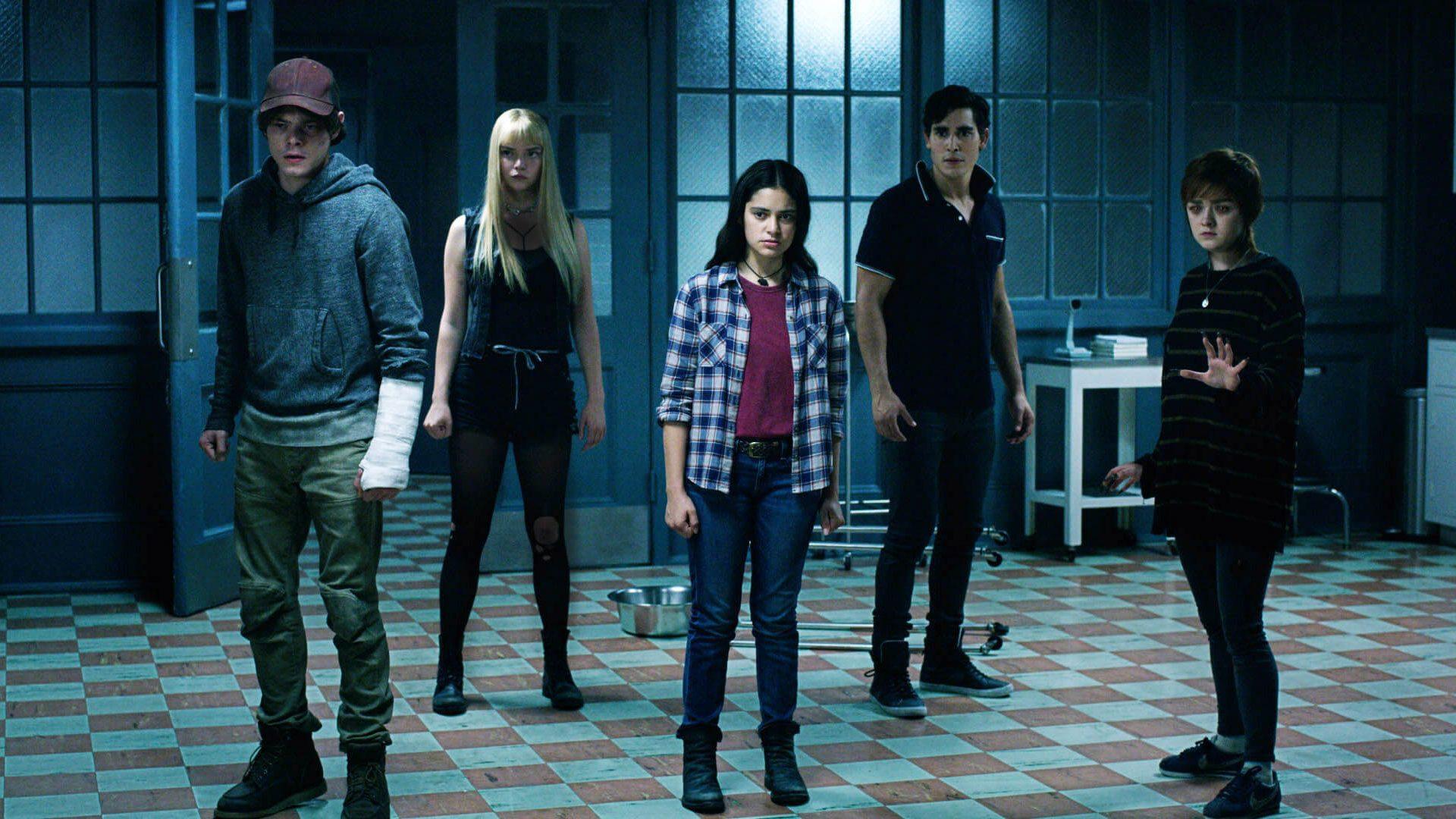آنونس جدید The New Mutants را تماشا کنید