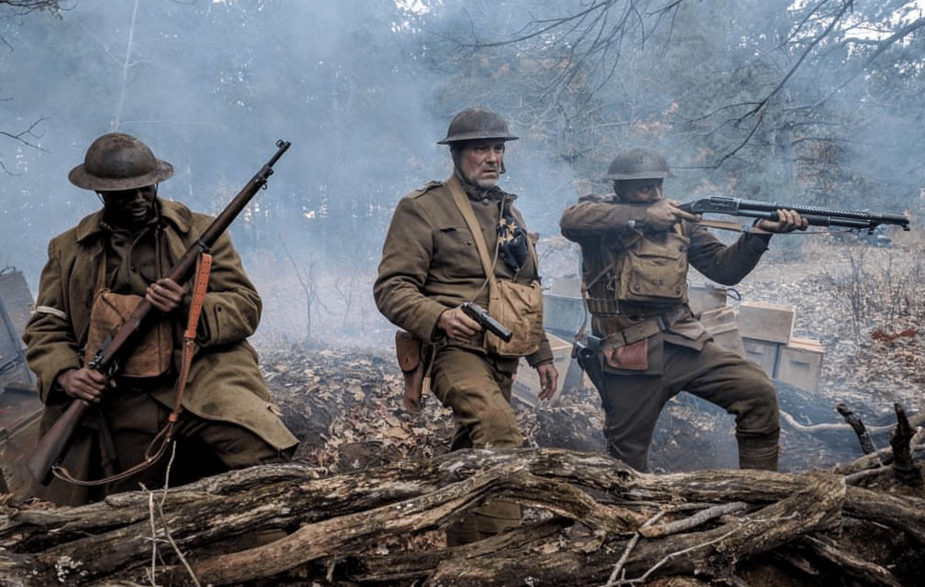 جنگ بزرگ The Great War اثر جنگی دیگر از استیون لوک