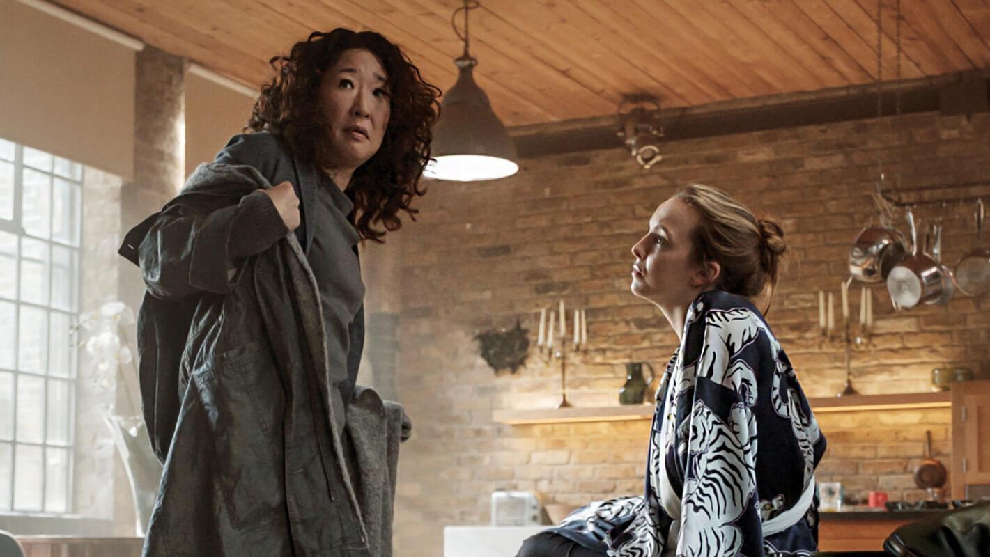 سریال کشتن ایو Killing Eve برای فصل ۴ بدون شورانر تمدید شد