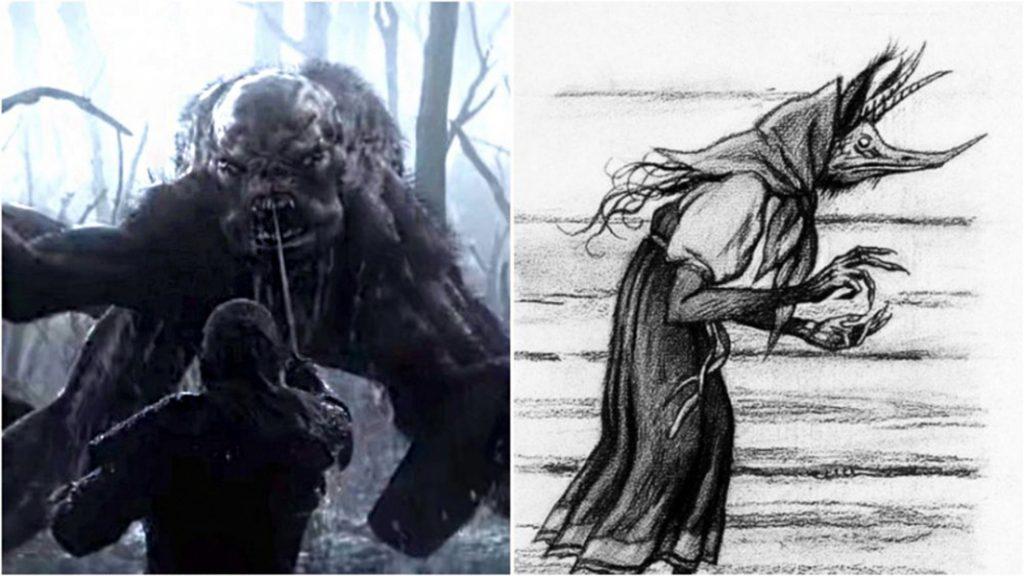 کیکیمورا -  ویچر The Witcher