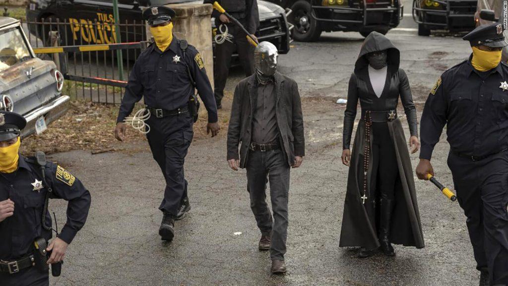 نگهبانان watchmen مینیسریال