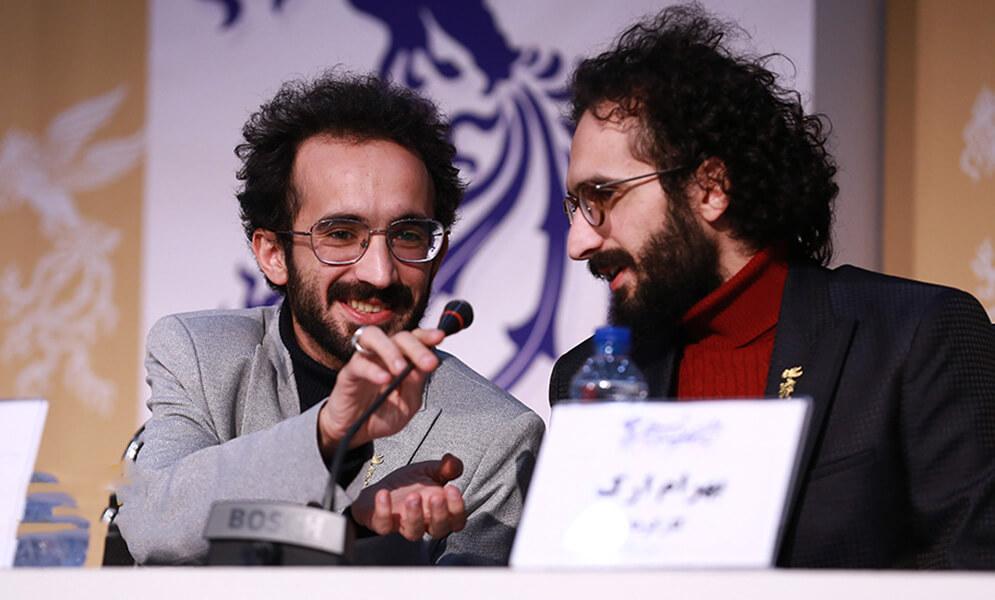 بهمن و بهرام ارک