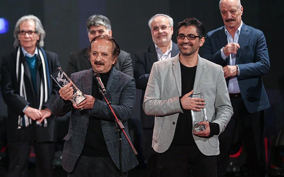 جایزه بهترین فیلمنامه فجر