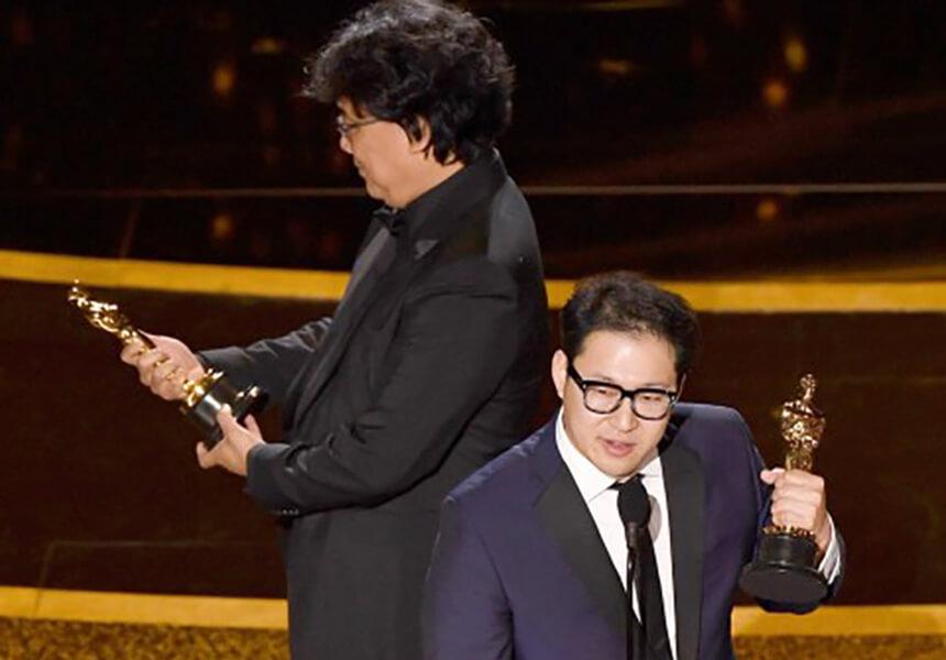 جایزه بهترین فیلمنامه  اسکار 2020