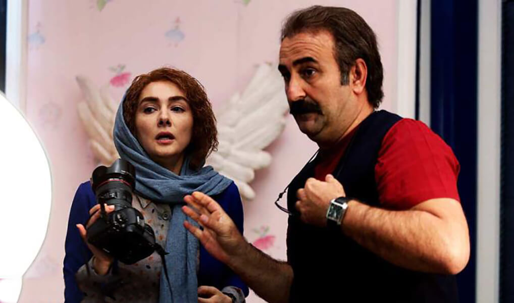 مهران احمدی هانیه توسلی