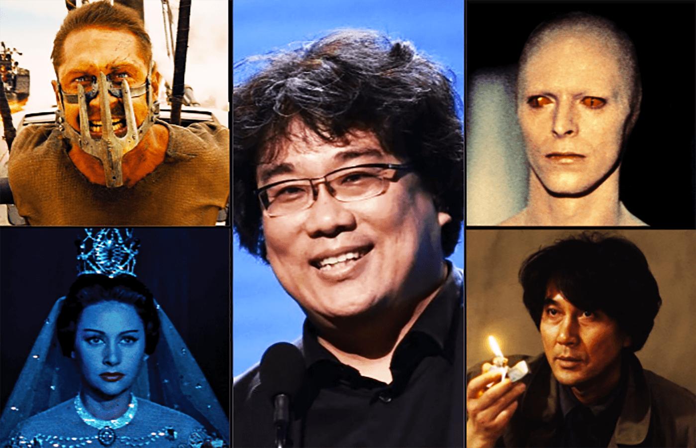 ۳۰ فیلم مورد علاقه کارگردان مطرح بونگ جون هو