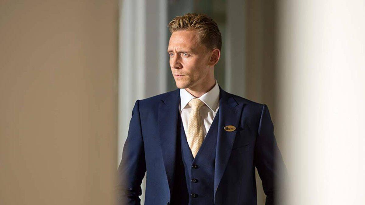 تام هیدلستون در یک سریال سیاسی مهیج به نام White Stork بازی میکند