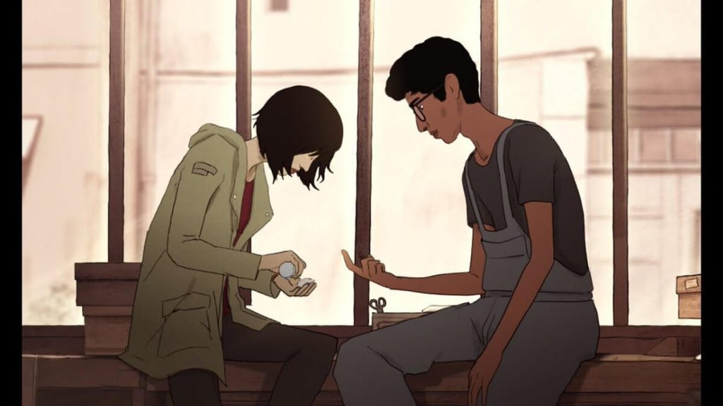 بدنم را گم کردم - اسکار بهترین فیلم انیمیشن