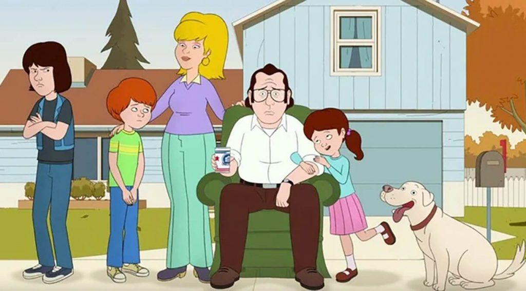 خ مثل خانواده - سریال انیمیشنی
