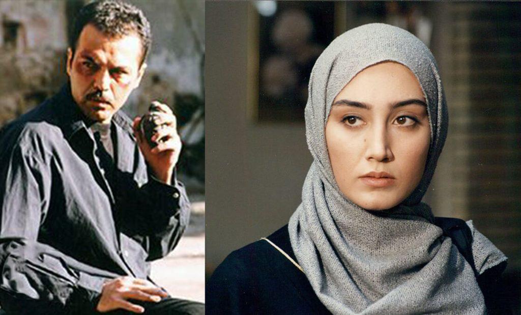 هدیه تهرانی، فریبرز عرب نیا
