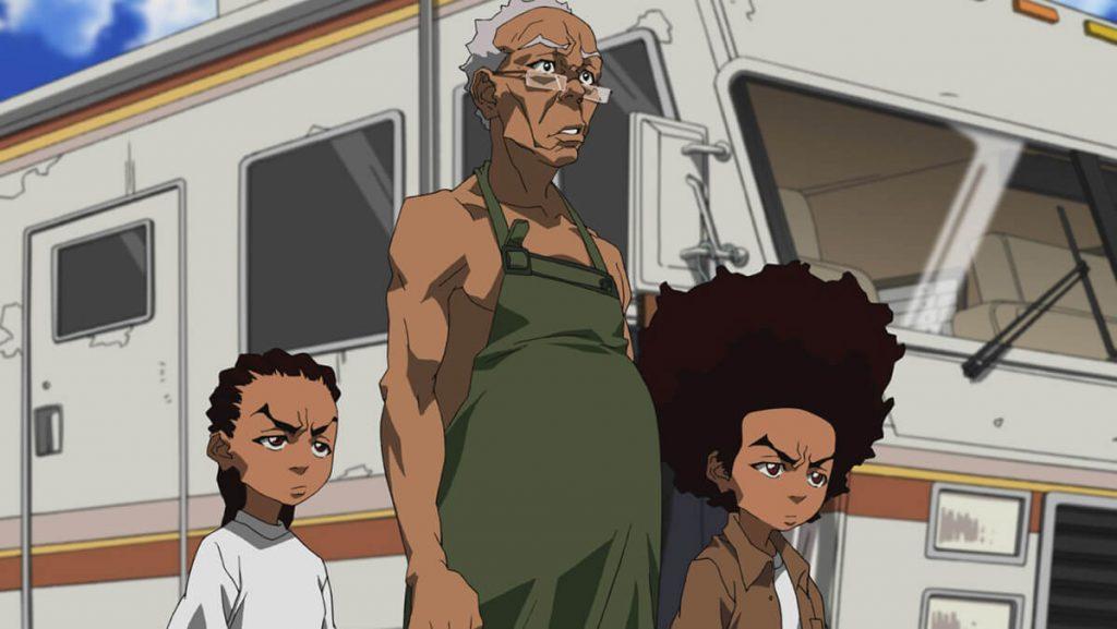 بونداکها - سریال انیمیشنی