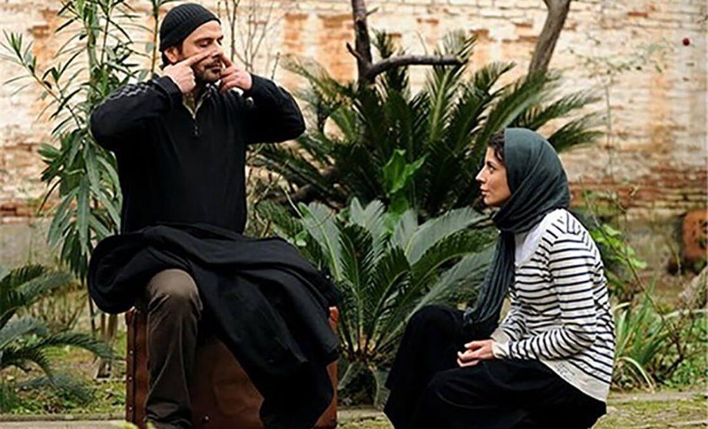 علی مصفا لیلا حاتمی - زوج