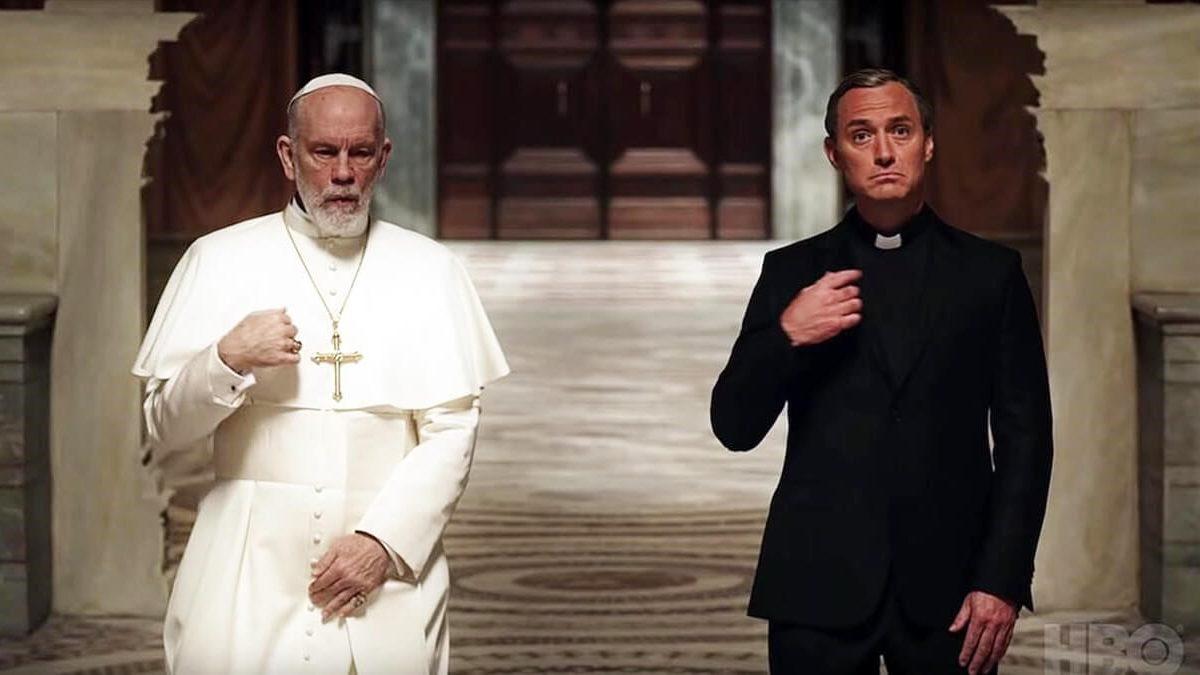 نقد سریال پاپ جدید The New Pope – سریال زیبا و جسورانه پائولو سورنتینو  ساختارشکن است